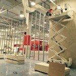 Obras e instalaciones