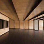 Falsos techos de madera