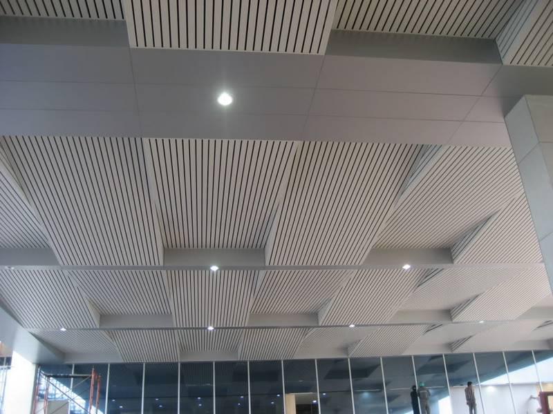 Falsos techos prefinsa - Falso techo decorativo ...