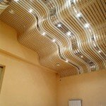 Falsos techos metálicos
