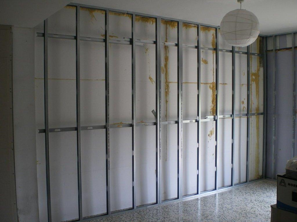 Tratamiento de humedades prefinsa for Montar pared de pladur