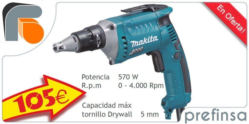 Prefinsa-Sevilla-Atornillador-Makita-4200